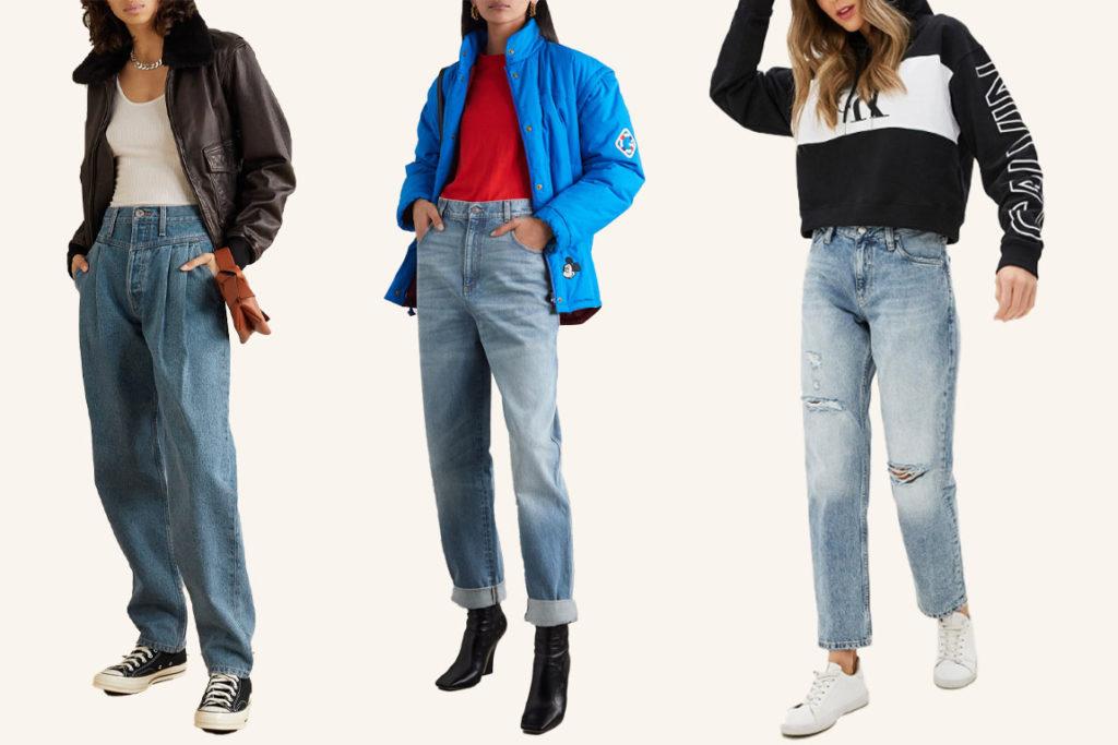 Бойфренды джинсы как и с чем носить