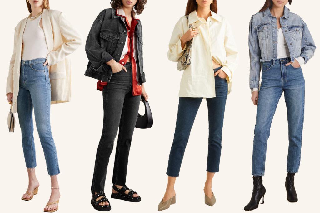 Джинсы слимы slim fit jeans как и с чем носить