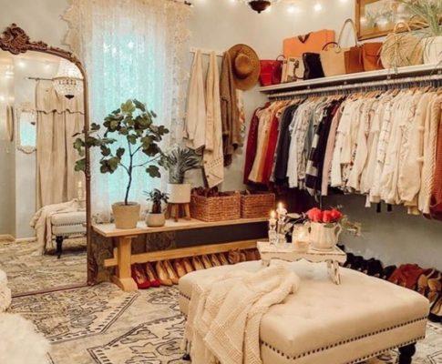 Разбор гардероба. Подробная инструкция