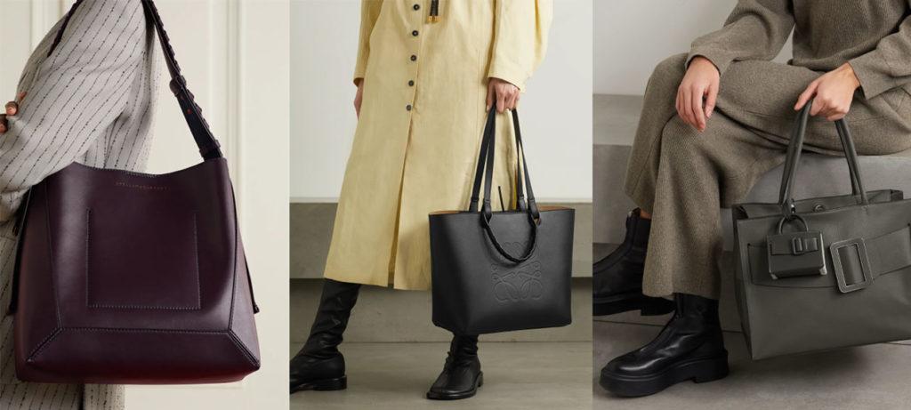 базовые женские сумки