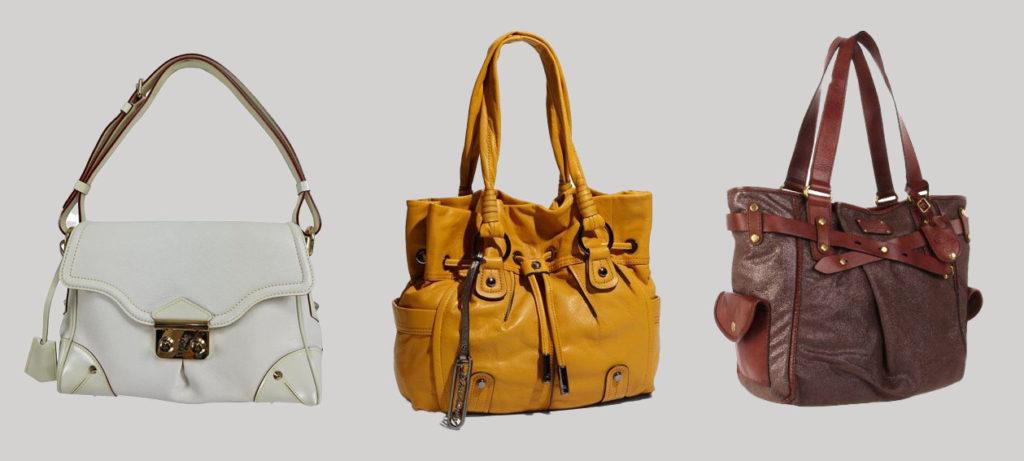 старомодные сумки