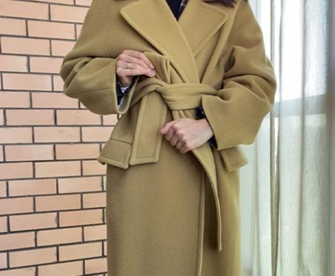 Верхняя одежда на осень 2021 пальто